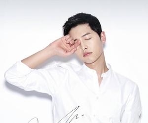 song joong ki, kdrama, and joongki image