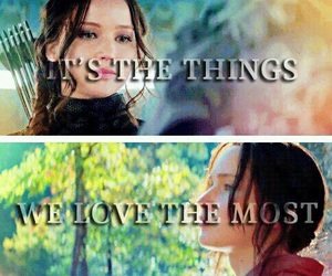 katniss everdeen, the hunger games, and hunger games image