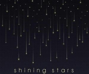 stars, black, and wallpaper image