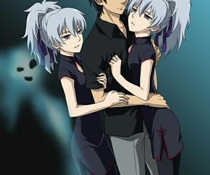 anime, hei, and darker than black image