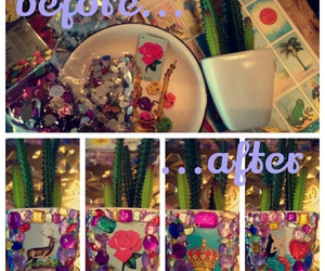 art, cactus, and mexican image