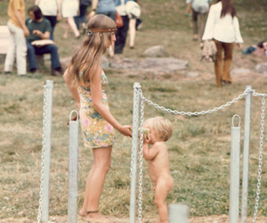 hippie and woodstock image