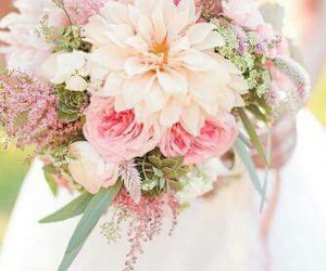 beautiful, marriage, and wedding image