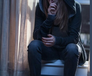 cara delevingne, girl, and paper towns image