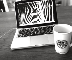 apple, breakfast, and coffee image