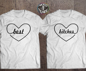 Best, bff, and bitches image