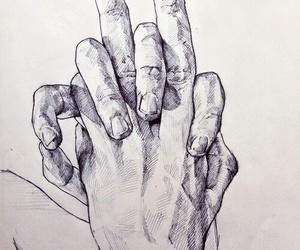 art, good, and hand image