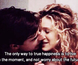 couple, happiness, and quote image