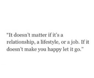quote, life, and let it go image