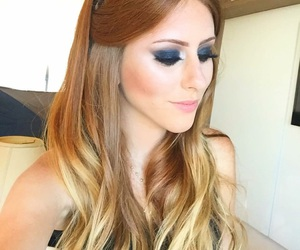 beautiful, blonde, and ginger image