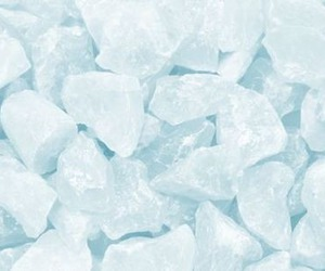 blue, pastel, and crystal image