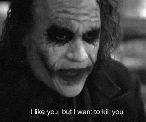 joker, kill, and batman image