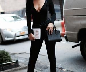 bella hadid, fashion, and style image
