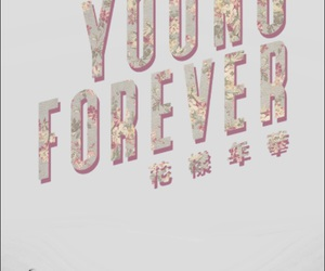 wallpaper, young forever, and bts image