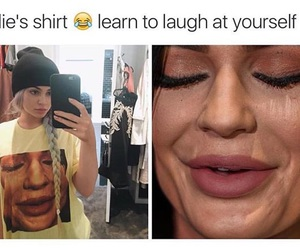 funny, lol, and kylie image