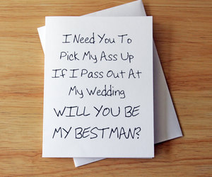 etsy, wedding card, and funny card image