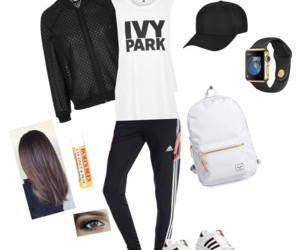 adidas, clothing, and fashion image