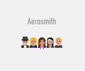 aerosmith, art, and band image