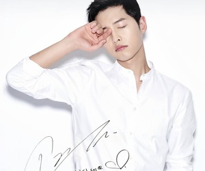 song joong ki, kdrama, and joongki image