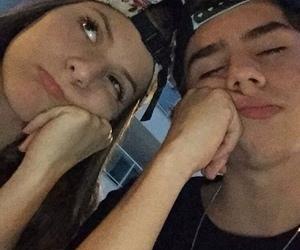 couple, kiss, and cute couple image