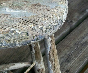 rustic and wooden image
