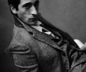 adrien brody, black and white, and actor image