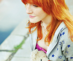 bear, ginger, and pretty image
