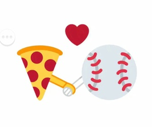 baseball, delicious, and fit image