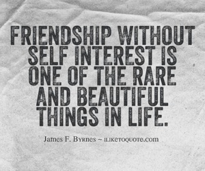 quote, friendship, and life image