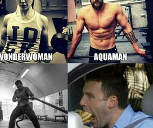 aquaman, batman, and DC image