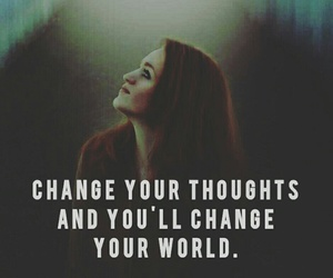 change, quotes, and thought image