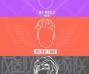 justin bieber, purpose, and believe image