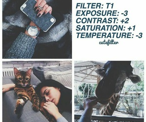 filters, vsco, and tutorials image