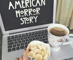 horror, story, and tea image
