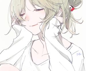 anime, pretty, and anime girl image