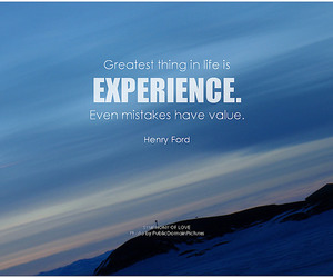 experience, inspiration, and inspirational image