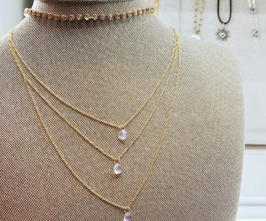 gold necklaces, diamond choker necklace, and silver choker necklace image