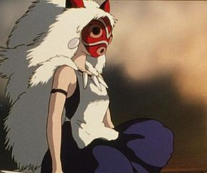 princess mononoke and studio ghibli image