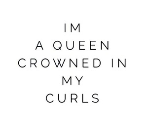 crown, curls, and curly image
