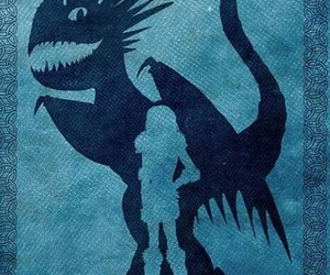 astrid, dragon, and how to train your dragon image