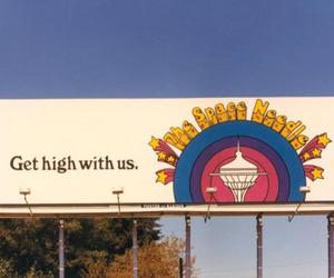 70s, high, and billboard image