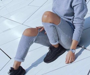 adidas, outfit, and puma image