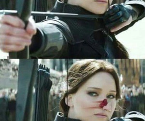 funny and katniss image