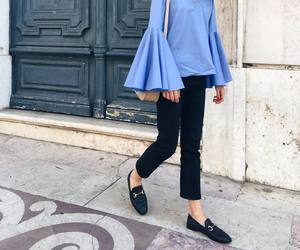 blogger, girl, and street style image