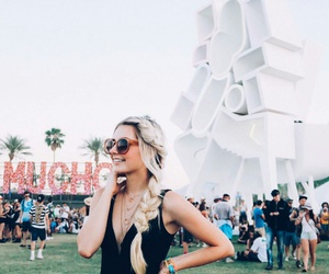 coachella, tumblr, and youtuber image