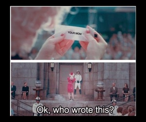 lol, effie, and the hunger games image