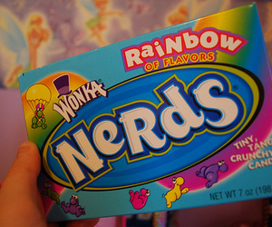nerds, wonka, and candy image