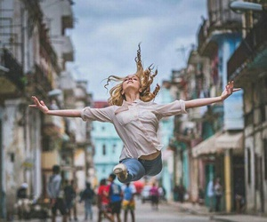 dance, ballet, and cuba image