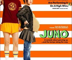 juno, ellen page, and michael cera image