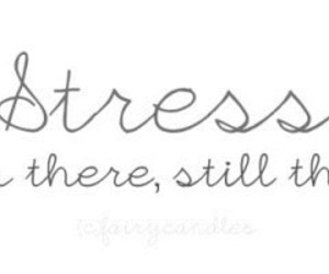 quotes, stress, and text image